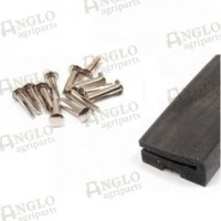 Bonnet Rubber / Rivet Set-TE20