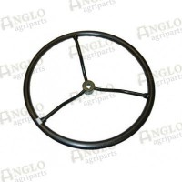 Steering Wheel - Bare Spoke Black