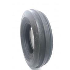 6.00x19 BKT 3 Rib Front Tyre