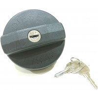 Fuel Cap - Locking - c/w 2 Keys