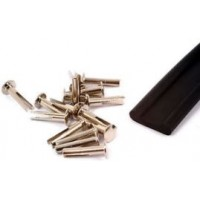 Bonnet Rubber & Rivet Set