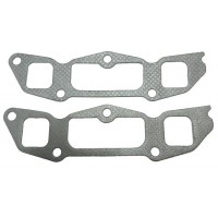 Gasket - Exhaust Manifold - Pair - Later Staggered Bolt Pattern