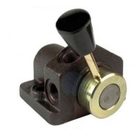 Hydraulic 3 Port Isolator Valve