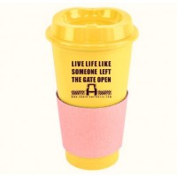 Tractor Coffee Cup - Reusable 