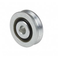 V-Groove Wire Guide Ball Bearing