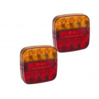 LED Pair Compact Combination Lamps