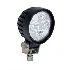 LED Compact Round Rear Worklight - 111mm Diameter