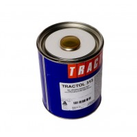 Massey Ferguson Industrial Yellow Paint - 1L