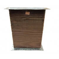 Case C D Dex Radiator Core