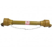 Complete Standard PTO Shaft, (Lz) Length: 610mm, 1 3/8'''' x 6 Spline Q.R. to 1 3/8'''' x 6 Spline Q.R.