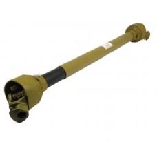 Complete Standard PTO Shaft, (Lz) Length: 980mm, 1 3/8'''' x 6 Spline Q.R. to 1 3/8'''' x 6 Spline Q.R.