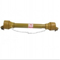 Complete Standard PTO Shaft, (Lz) Length: 980mm, 1 3/8'''' x 6 Spline Q.R. to 1 3/8'''' x 6 Spline Q.R.