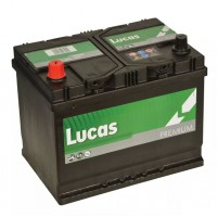 Battery - Lucas - 069 Type, 12V Wet Battery 68AH
