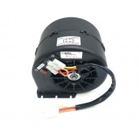 Complete Blower Motor - SPAL Brand - 12V - 3 Speed