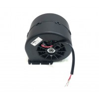 Single Blower Motor - SPAL Brand - 12 V - Single Speed