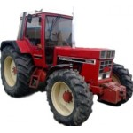 Case International Harvester 1046 Tractor Parts