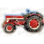 Case International Harvester 353 Tractor Parts