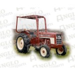 Case International Harvester 364 Tractor Parts