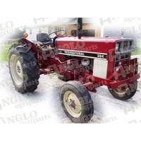Case International Harvester 384