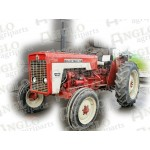 Case International Harvester 434 Tractor Parts