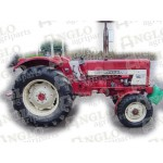 Case International Harvester 453 Tractor Parts