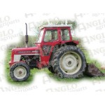 Case International Harvester 454 Tractor Parts