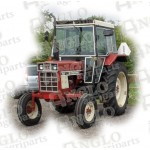 Case International Harvester 484 Tractor Parts