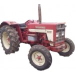 Case International Harvester 523 Tractor Parts