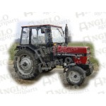 Case International Harvester 533 Tractor Parts