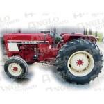 Case International Harvester 584