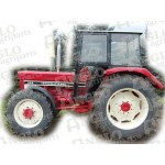 Case International Harvester 644 Tractor Parts