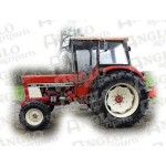 Case International Harvester 645 Tractor Parts