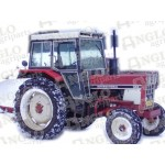 Case International Harvester 684 Tractor Parts