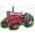 Case International Harvester 856 Tractor Parts