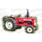 Case International Harvester B414 Tractor Parts