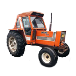 Fiat 780 Tractor Parts