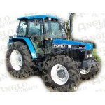 Ford New Holland 6640 Tractor Parts