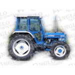 Ford New Holland 7610 Tractor Parts