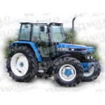 Ford New Holland 7740 Tractor Parts