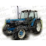 Ford New Holland 7840 Tractor Parts