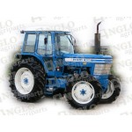 Ford New Holland 8200 Tractor Parts