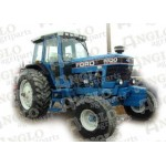Ford New Holland 8530 Tractor Parts