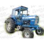 Ford New Holland 8600 Tractor Parts