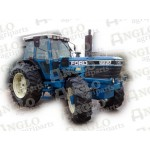 Ford New Holland 8830 Tractor Parts