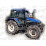 Ford New Holland TS80 Tractor Parts