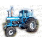 Ford New Holland TW10 Tractor Parts