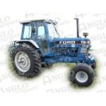 Ford New Holland TW5 Tractor Parts