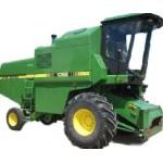 John Deere 1068H Tractor Parts