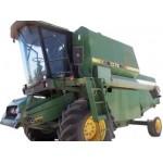 John Deere 1072 Tractor Parts
