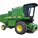 John Deere 1166 Tractor Parts